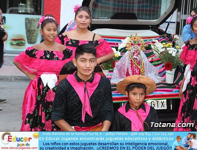 Desfile de baile. Fiestas en honor a la Virgen de la Urkupiña (Bolivia) - 2