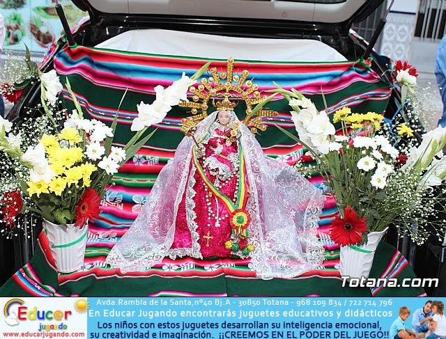 Desfile de baile. Fiestas en honor a la Virgen de la Urkupiña (Bolivia) - 4