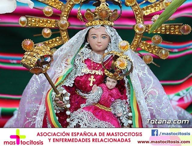 Desfile de baile. Fiestas en honor a la Virgen de la Urkupiña (Bolivia) - 5