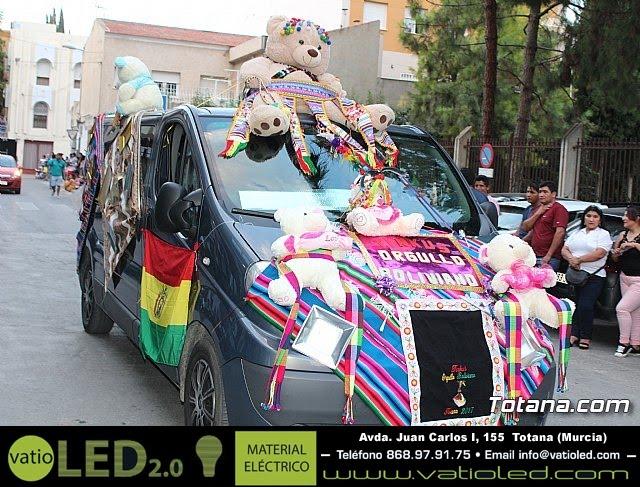 Desfile de baile. Fiestas en honor a la Virgen de la Urkupiña (Bolivia) - 9