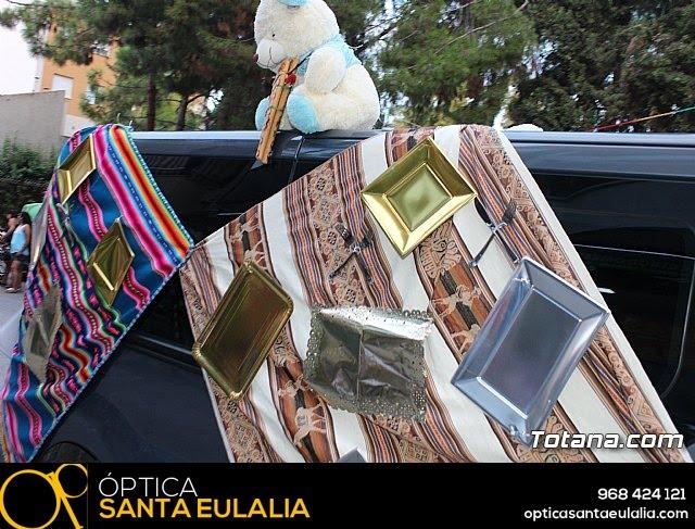 Desfile de baile. Fiestas en honor a la Virgen de la Urkupiña (Bolivia) - 12