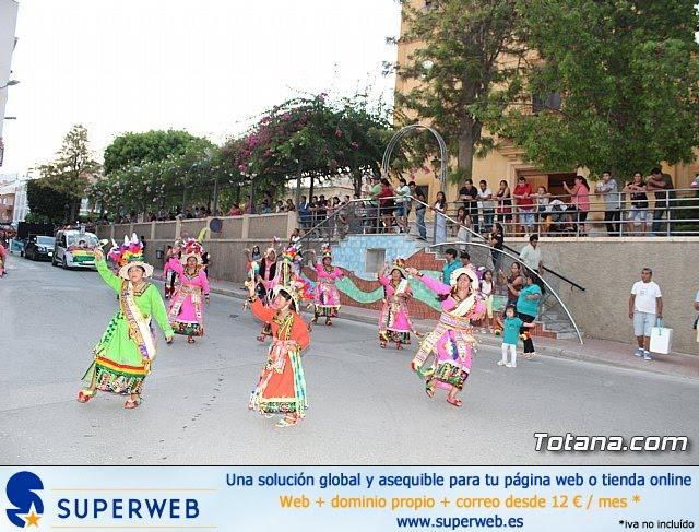 Desfile de baile. Fiestas en honor a la Virgen de la Urkupiña (Bolivia) - 15