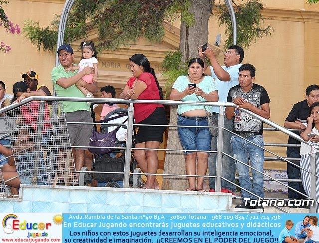 Desfile de baile. Fiestas en honor a la Virgen de la Urkupiña (Bolivia) - 24