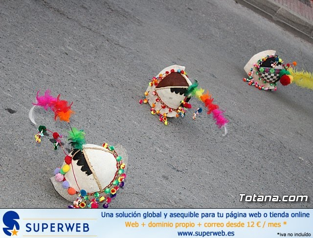Desfile de baile. Fiestas en honor a la Virgen de la Urkupiña (Bolivia) - 27