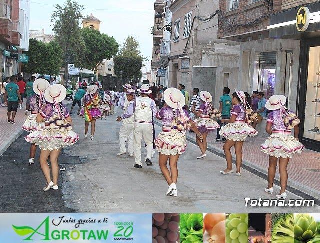 Desfile de baile. Fiestas en honor a la Virgen de la Urkupiña (Bolivia) - 115