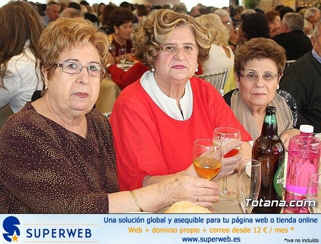 Comida-gala Asociación Española Contra el Cáncer (AECC) Totana 2018 - 13