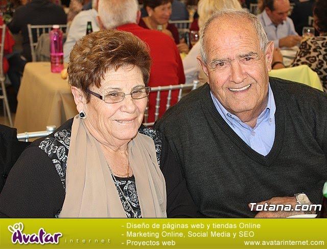Comida-gala Asociación Española Contra el Cáncer (AECC) Totana 2018 - 14