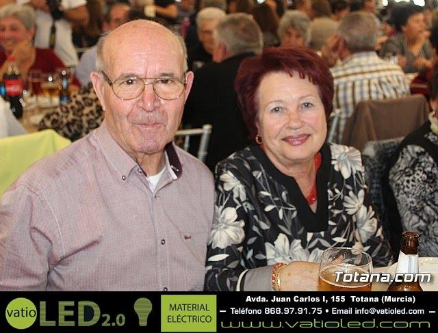 Comida-gala Asociación Española Contra el Cáncer (AECC) Totana 2018 - 15