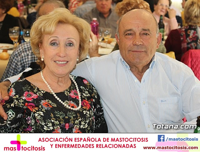 Comida-gala Asociación Española Contra el Cáncer (AECC) Totana 2018 - 20