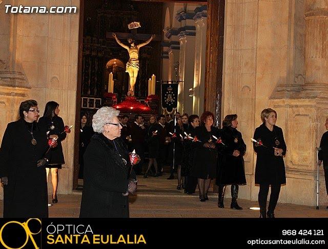 Procesión extraordinaria 50 aniversario Cristo de la Agonía - 24