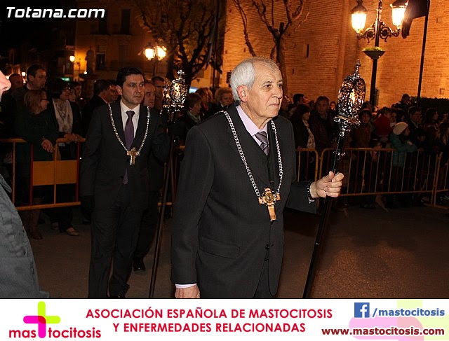 Procesión extraordinaria 50 aniversario Cristo de la Agonía - 63