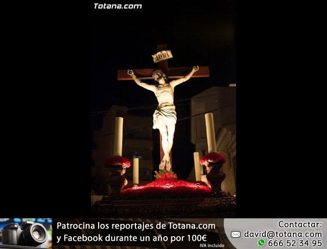 Procesión extraordinaria 50 aniversario Cristo de la Agonía - 413