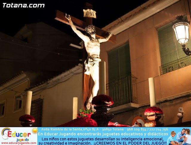 Procesión extraordinaria 50 aniversario Cristo de la Agonía - 414