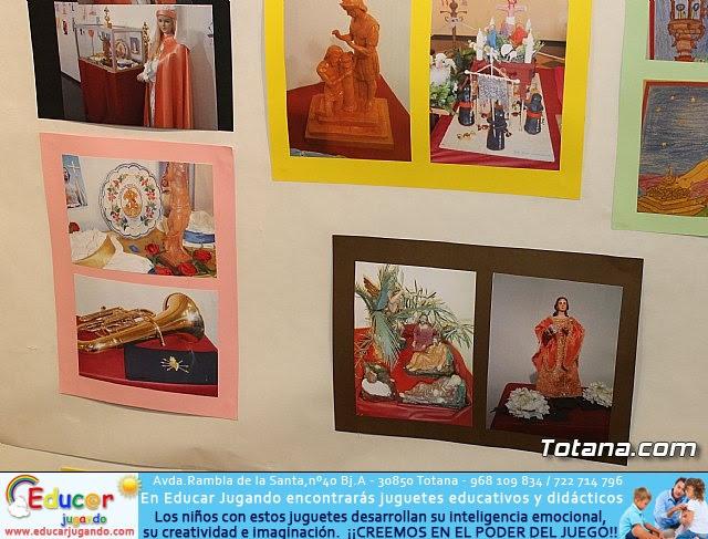 Exposición Así ven los niños la Semana Santa 2013 - 7