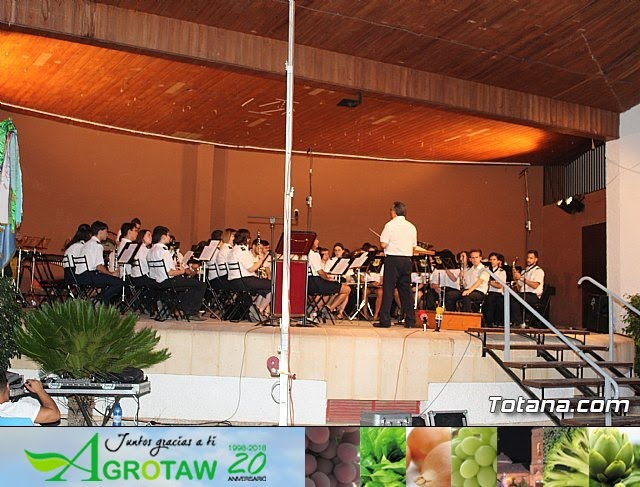 """XXVIII Festival de Bandas de Música """"Ciudad de Totana""""  - 8"""