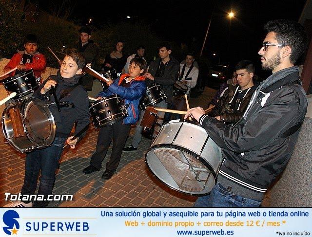 III encuentro de bandas Baragüey - 2016 - 17