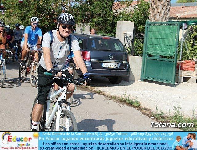 Marcha ciclista. Fiestas de la Costera 2018 - 21