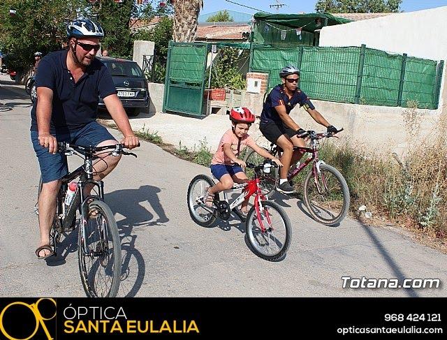 Marcha ciclista. Fiestas de la Costera 2018 - 28