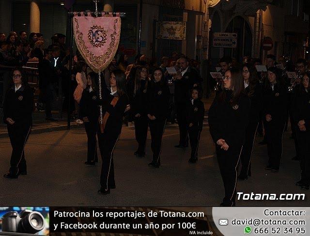 Traslado burrica - Semana Santa 2019 - 4