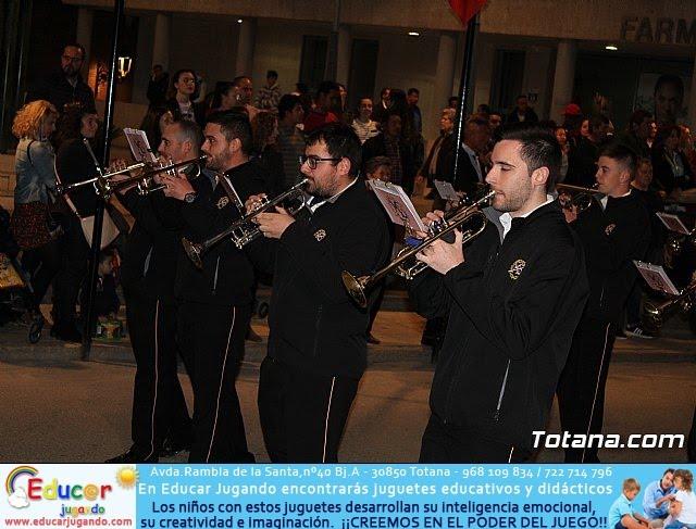 Traslado burrica - Semana Santa 2019 - 8