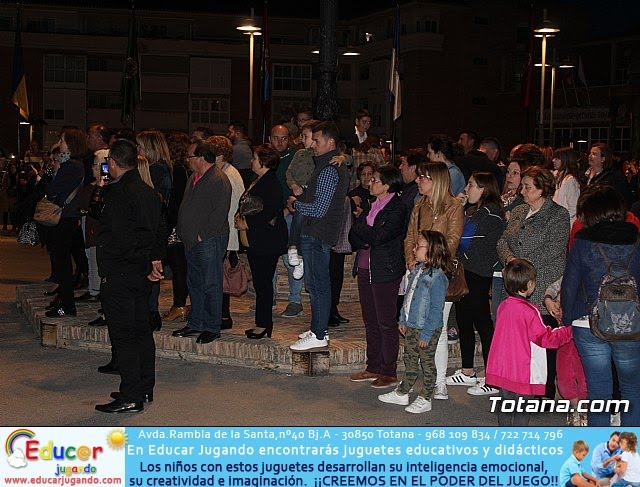 Traslado burrica - Semana Santa 2019 - 26