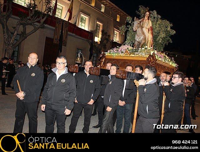Traslado burrica - Semana Santa 2019 - 34