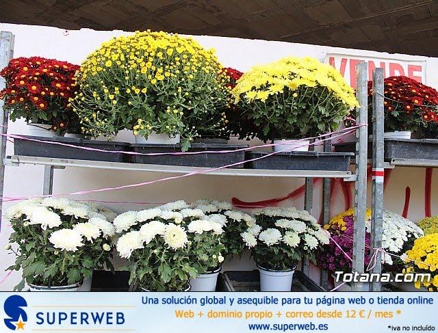 Cementerio. Día previo a la festividad de Todos los Santos 2018 - 2