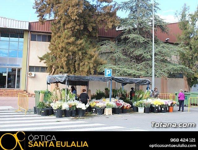 Cementerio. Día previo a la festividad de Todos los Santos 2018 - 8
