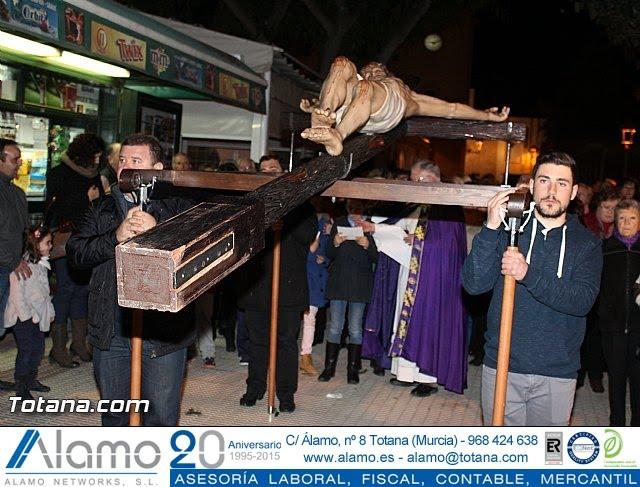 Vía Crucis. Hdad. de Jesús en el Calvario - 2016 - 7