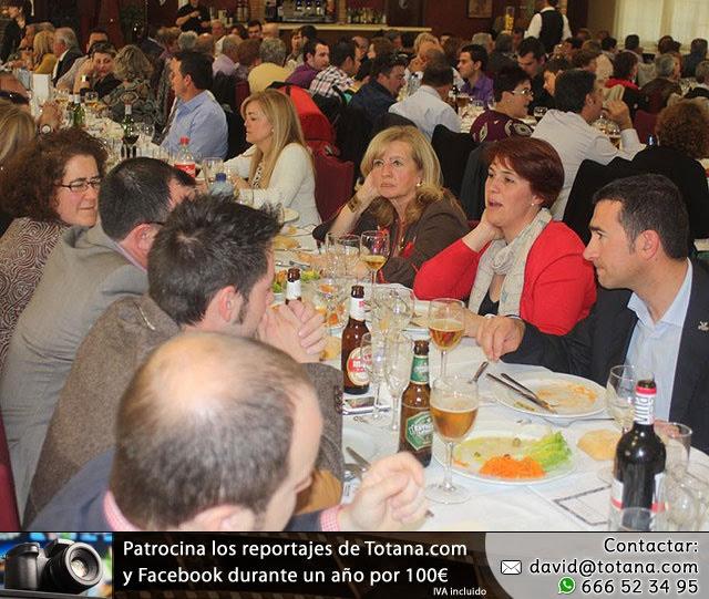 Comida de Hermandades y Cofradías - Semana Santa 2012 - Reportaje fotográfico - 3