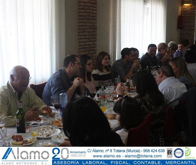 Comida de Hermandades y Cofradías - Semana Santa 2012 - Reportaje fotográfico - 4