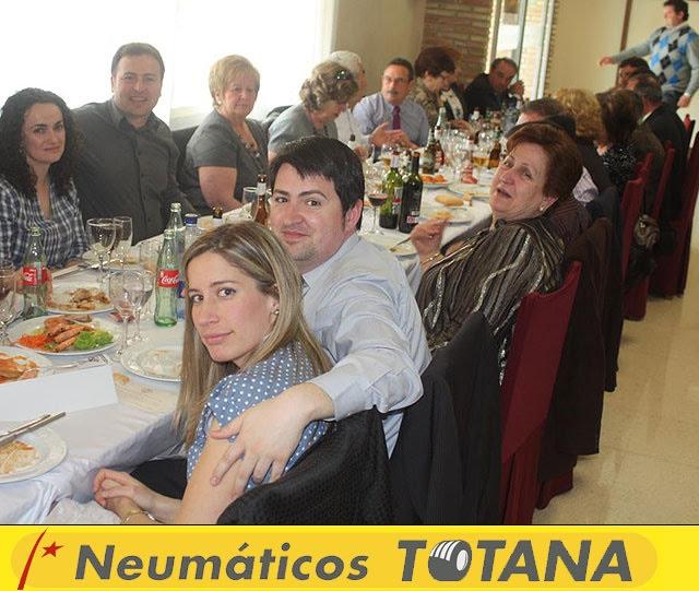 Comida de Hermandades y Cofradías - Semana Santa 2012 - Reportaje fotográfico - 7