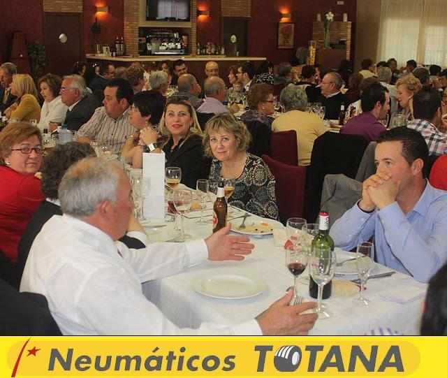 Comida de Hermandades y Cofradías - Semana Santa 2012 - Reportaje fotográfico - 8