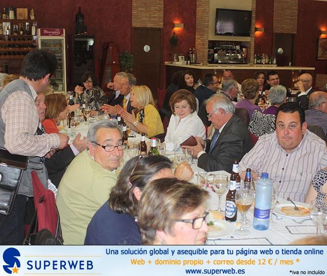 Comida de Hermandades y Cofradías - Semana Santa 2012 - Reportaje fotográfico - 10