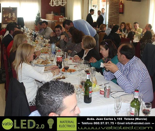 Comida de Hermandades y Cofradías - Semana Santa 2012 - Reportaje fotográfico - 21