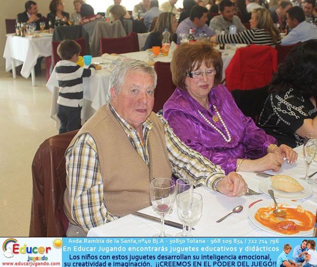 Comida de Hermandades y Cofradías - Semana Santa 2012 - Reportaje fotográfico - 30