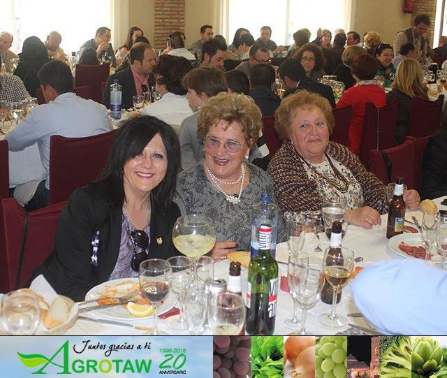 Comida de Hermandades y Cofradías - Semana Santa 2012 - Reportaje fotográfico - 32