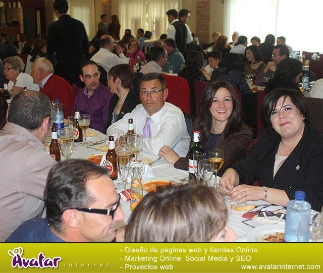 Comida de Hermandades y Cofradías - Semana Santa 2012 - Reportaje fotográfico - 35