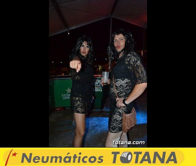 Gran Fiesta de Disfraces - Fiestas El Paretón-Cantareros 2018 - 34