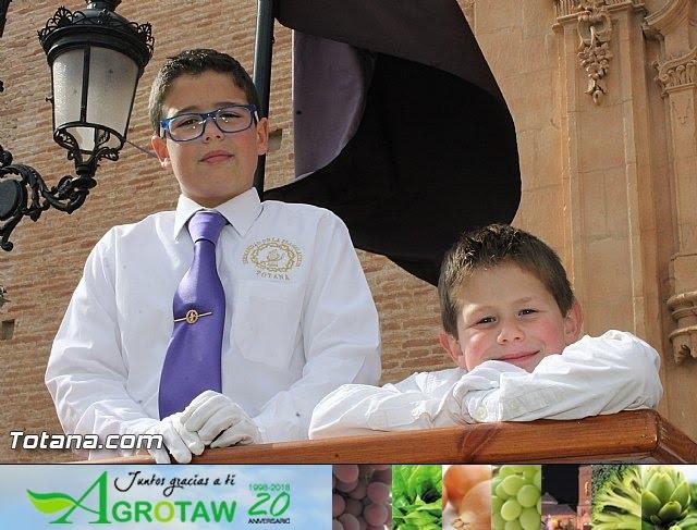 Domingo de Ramos (Iglesia Santiago). Semana Santa 2013 - 22