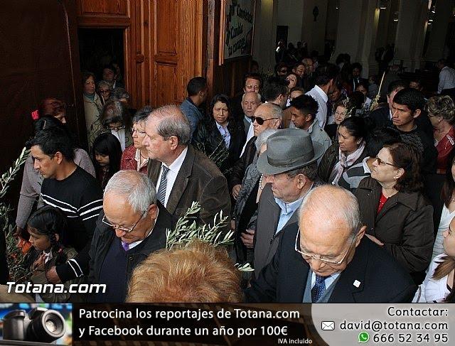 Domingo de Ramos (Iglesia Santiago). Semana Santa 2013 - 25