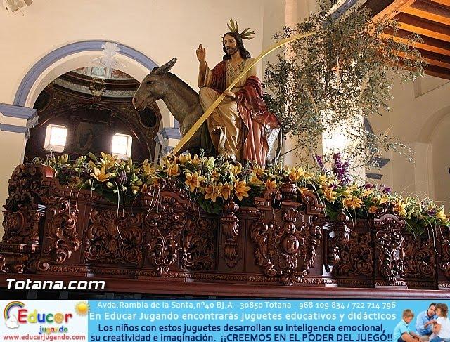 Domingo de Ramos (Iglesia Santiago). Semana Santa 2013 - 30