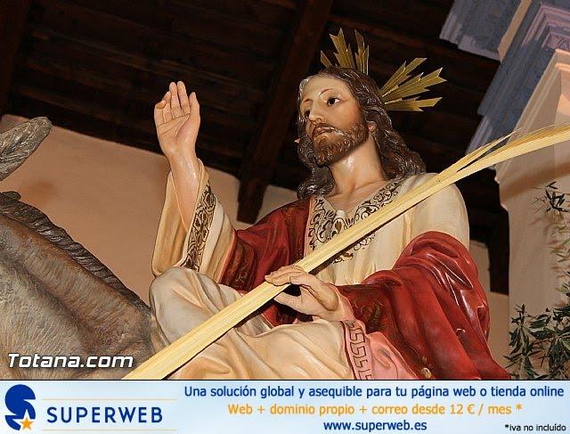 Domingo de Ramos (Iglesia Santiago). Semana Santa 2013 - 33