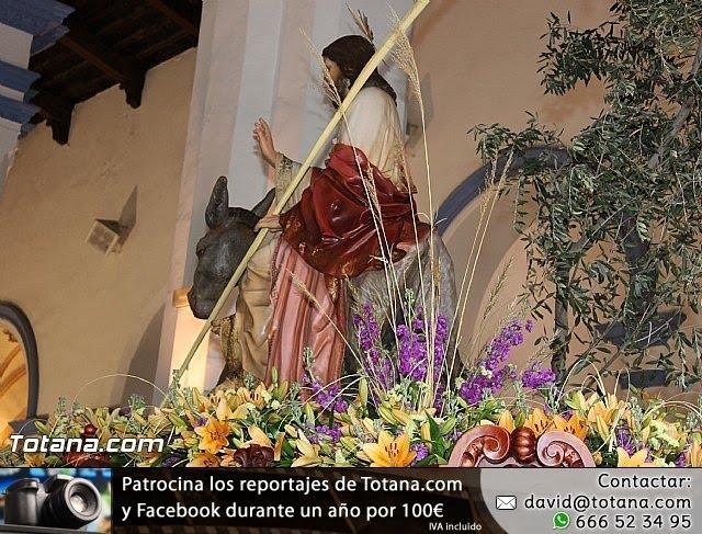 Domingo de Ramos (Iglesia Santiago). Semana Santa 2013 - 34