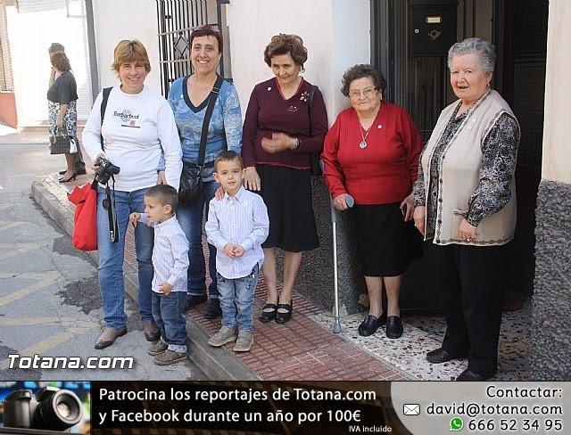Fotografias Procesión Domingo de Ramos 2014 - Ermita de San Roque - Convento - 2