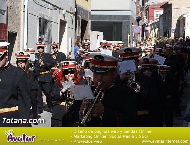 Fotografias Procesión Domingo de Ramos 2014 - Ermita de San Roque - Convento - 7