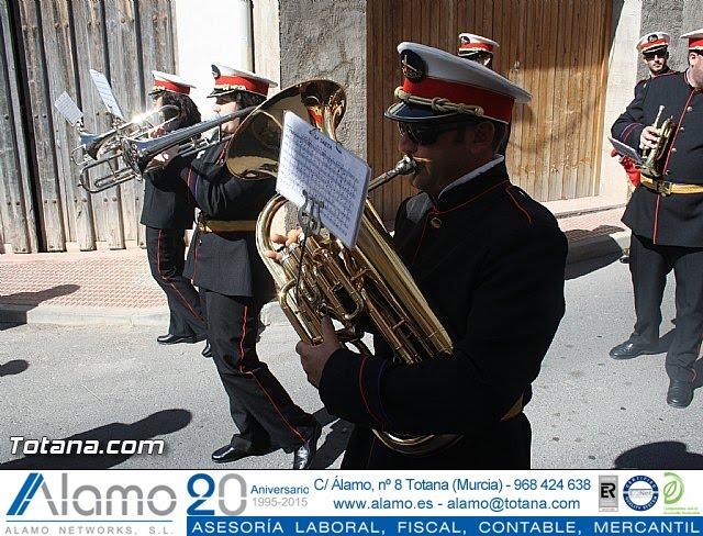 Fotografias Procesión Domingo de Ramos 2014 - Ermita de San Roque - Convento - 14