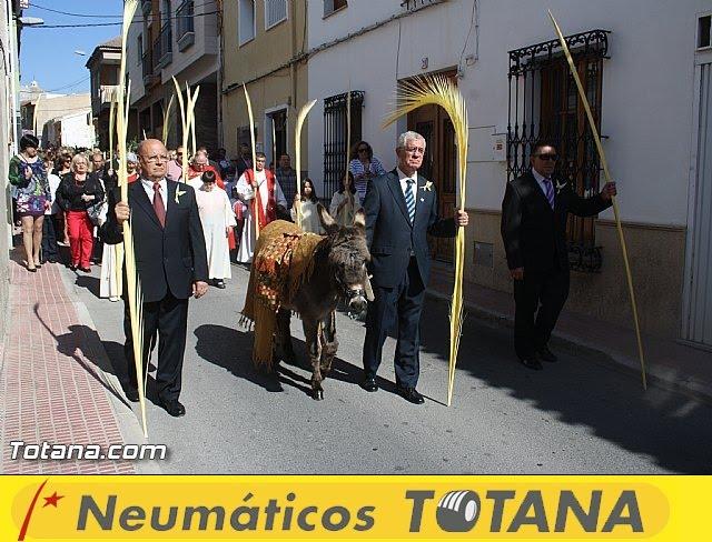 Fotografias Procesión Domingo de Ramos 2014 - Ermita de San Roque - Convento - 27