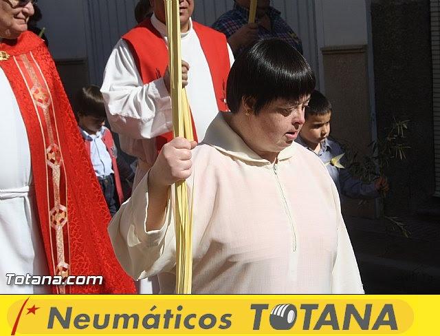 Fotografias Procesión Domingo de Ramos 2014 - Ermita de San Roque - Convento - 33