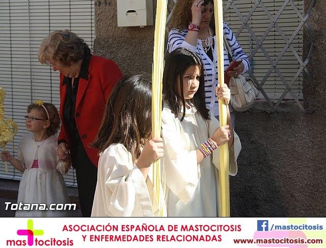 Fotografias Procesión Domingo de Ramos 2014 - Ermita de San Roque - Convento - 34